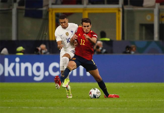 Kết quả Tây Ban Nha 1-2 Pháp: Pháp trở thành tân vương UEFA Nations League - Ảnh 1.