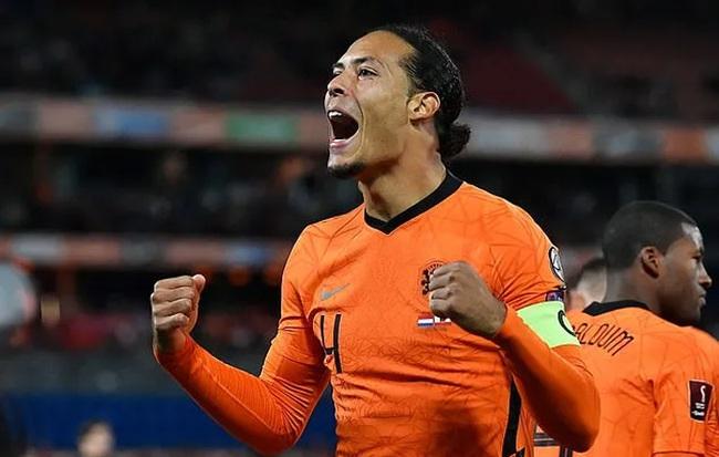 """Kết quả Hà Lan 6-0 Gibraltar: Vùi dập """"kho điểm"""" - Ảnh 1."""