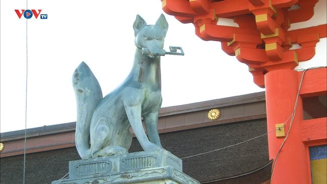 Những Nét Đẹp Vùng Kansai Nhật Bản: Đền Fushimi Inari Taisha - Ảnh 1.