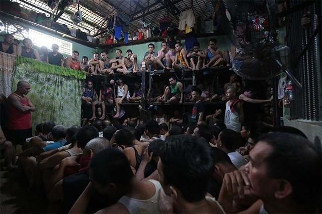 Philippines thả tự do cho hơn 120.000 tù nhân trong bối cảnh đại dịch - Ảnh 1.