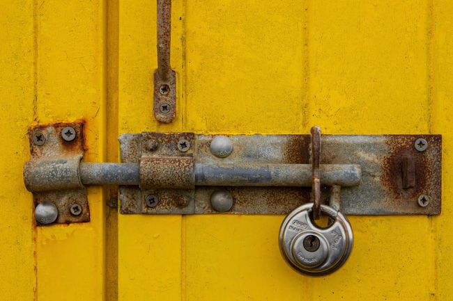 Nhiếp ảnh gia chụp hơn 400 ổ khóa trong mùa dịch - Ảnh 9.
