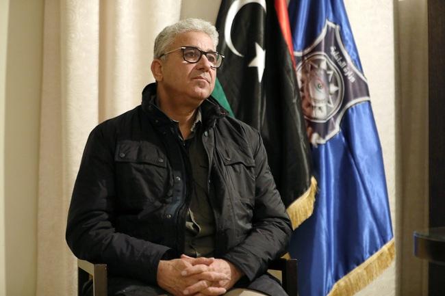 Bộ trưởng Nội vụ Libya thoát chết trong một vụ ám sát - Ảnh 1.
