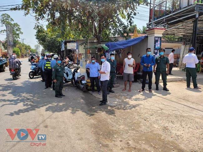 Campuchia tiếp tục phát hiện hàng chục ca lây nhiễm Covid-19 trong cộng đồng - Ảnh 1.