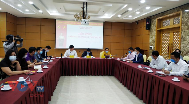 Quảng Ninh có 1 ca tái nhiễm Covid-19 đã được cách ly tập trung. Đây là thông tin do Sở Y tế tỉnh Quảng Ninh cung cấp trong cuộc họp thông tin báo chí thường kỳ ngày 23.2.jpg