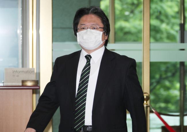 Hàn Quốc phản đối Nhật Bản tổ chức ngày Takeshima - Ảnh 1.
