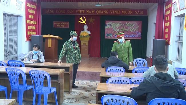 Quảng Ninh: Phong tỏa nhà nghỉ vi phạm quy định phòng chống dịch - Ảnh 2.