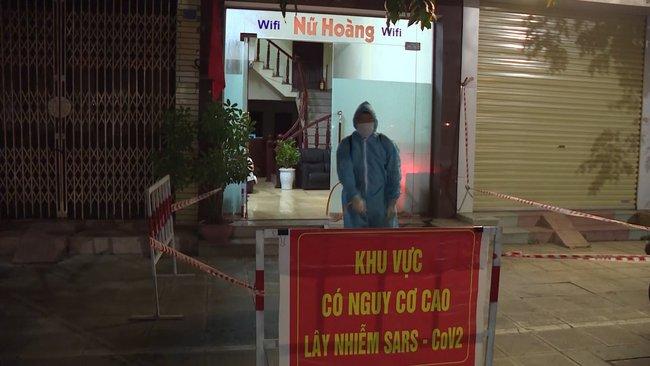 Quảng Ninh: Phong tỏa nhà nghỉ vi phạm quy định phòng chống dịch - Ảnh 1.
