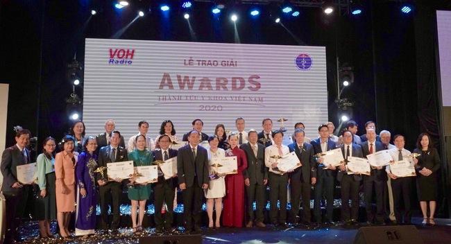 TP. HCM: Công bố 16 thành tựu y khoa Việt Nam 2020 - Ảnh 2.