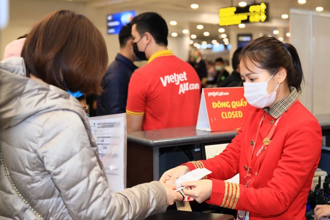 Vietjet tặng khách hàng 20kg hành lý ký gửi miễn phí - Ảnh 1.