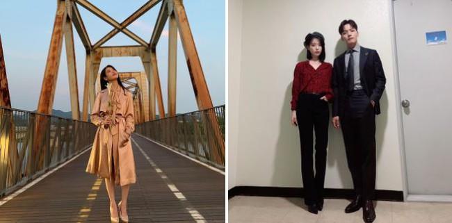 Cách chụp ảnh giúp mỹ nhân Hàn cao 1,6m nhìn như siêu mẫu 1,8m - Ảnh 3.