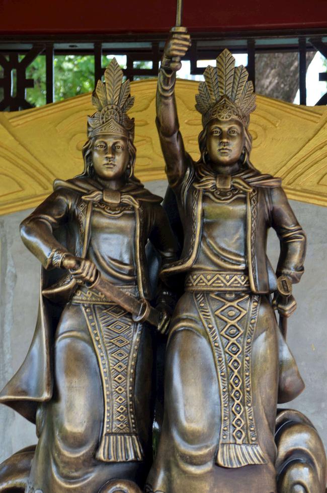 Những người phụ nữ 'có 1 không 2' của lịch sử phong kiến Việt Nam (phần 1) - Ảnh 2.