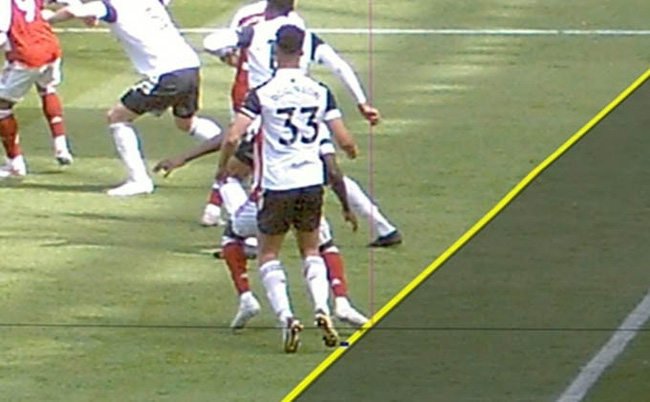 Kết quả Arsenal 1-1 Fulham: Pháo thủ vỡ òa với bàn thắng phút bù giờ thứ 7 - Ảnh 1.