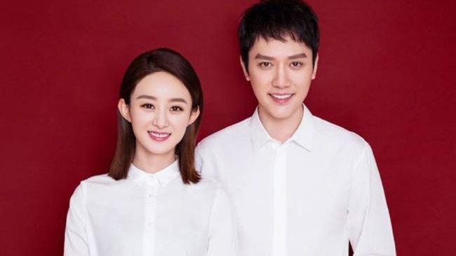 Cặp đôi 'đẹp như mơ' Triệu Lệ Dĩnh - Phùng Thiệu Phong ly hôn - Ảnh 1.