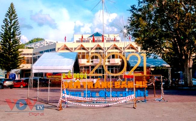 Đắk Lắk dừng lễ hội 'Đêm trắng Ban Mê' để phòng dịch Covid-19 - Ảnh 1.