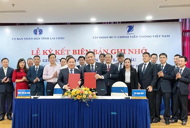 VNPT đồng hành cùng Lai Châu chuyển đổi số, xây dựng chính quyền điện tử - Ảnh 2.