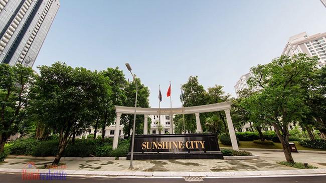 Sunshine City - Nghệ thuật sống thượng lưu - Ảnh 1.