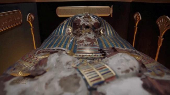 Toàn cảnh lễ rước xác ướp Hoàng gia Ai Cập  - Ảnh 4.