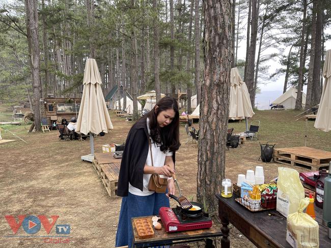 Cắm trại Đà Lạt - Trải nghiệm sự khác biệt giữa núi rừng - Ảnh 8.