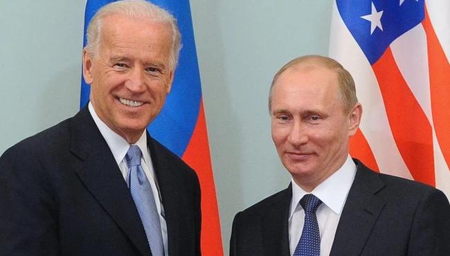 Tổng thống Mỹ Biden hy vọng gặp Tổng thống Nga Putin trong chuyến công du nước ngoài đầu tiên - Ảnh 1.