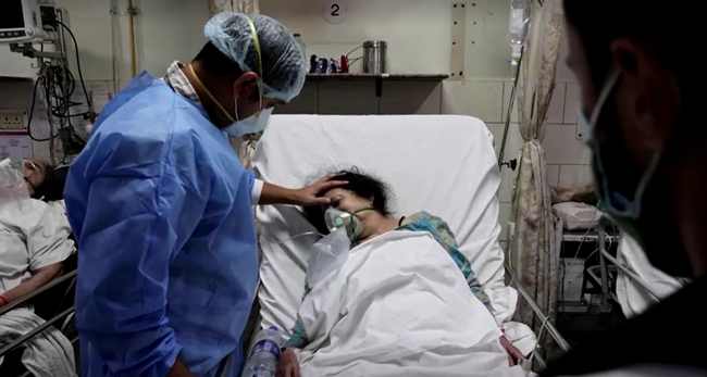 Covid-19 - Câu chuyện buồn của một bác sĩ Ấn Độ - Ảnh 2.