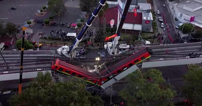 Mexico: Số người thiệt mạng trong vụ sập đường sắt trên cao tiếp tục tăng, Chính phủ tuyên bố quốc tang - Ảnh 5.