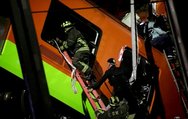 Mexico: Số người thiệt mạng trong vụ sập đường sắt trên cao tiếp tục tăng, Chính phủ tuyên bố quốc tang - Ảnh 2.