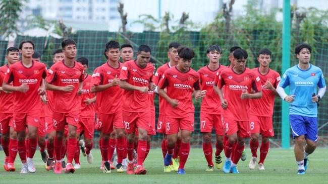 34 cầu thủ được gọi tập trung cho Đội tuyển U22 Việt Nam - Ảnh 1.