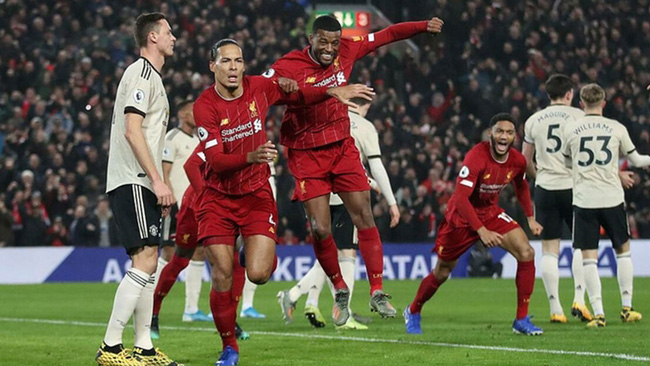 Trận Man United vs Liverpool xác định thời điểm đá lại - Ảnh 2.