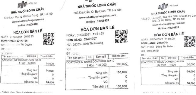 Dấu hỏi lớn trong việc 'bán thuốc kê đơn không cần đơn thuốc' của chuỗi Nhà thuốc FPT Long Châu – Hà Nội. - Ảnh 3.