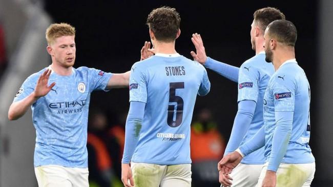 Man City và Chelsea tạo nên trận chung kết toàn Anh lần thứ 3 trong lịch sử - Ảnh 3.