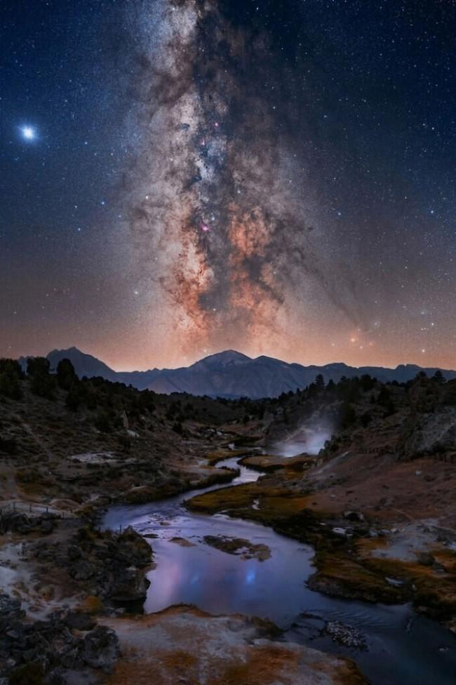 Mãn nhãn với loạt ảnh ấn tượng chụp dải Ngân Hà - Ảnh 12.