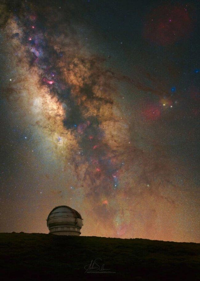 Mãn nhãn với loạt ảnh ấn tượng chụp dải Ngân Hà - Ảnh 15.