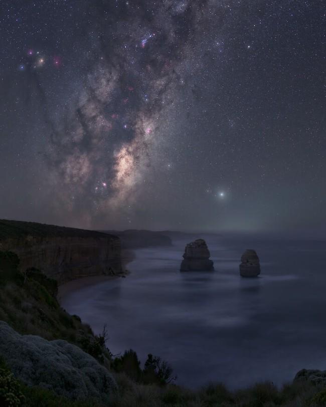 Mãn nhãn với loạt ảnh ấn tượng chụp dải Ngân Hà - Ảnh 17.