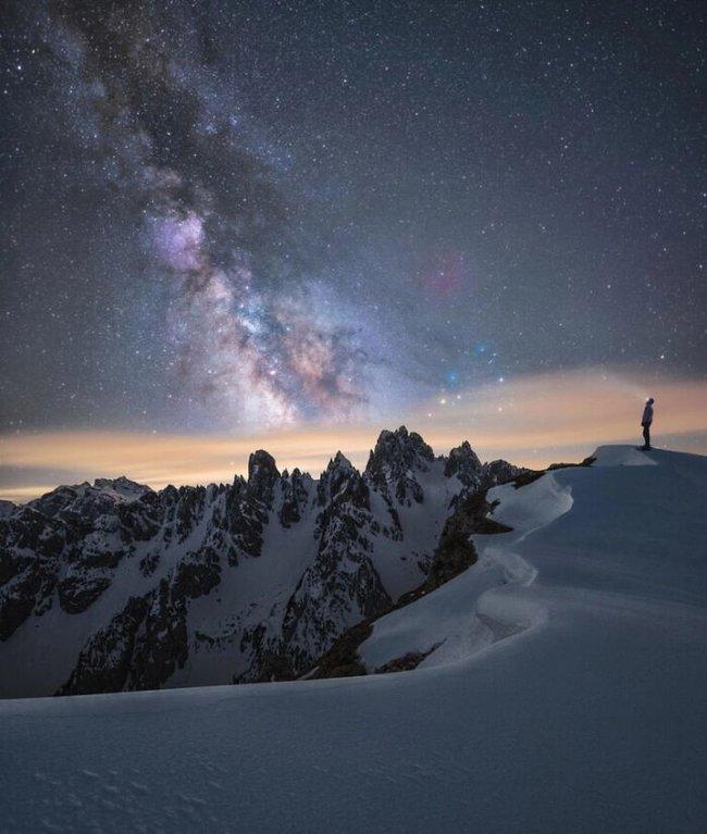Mãn nhãn với loạt ảnh ấn tượng chụp dải Ngân Hà - Ảnh 18.