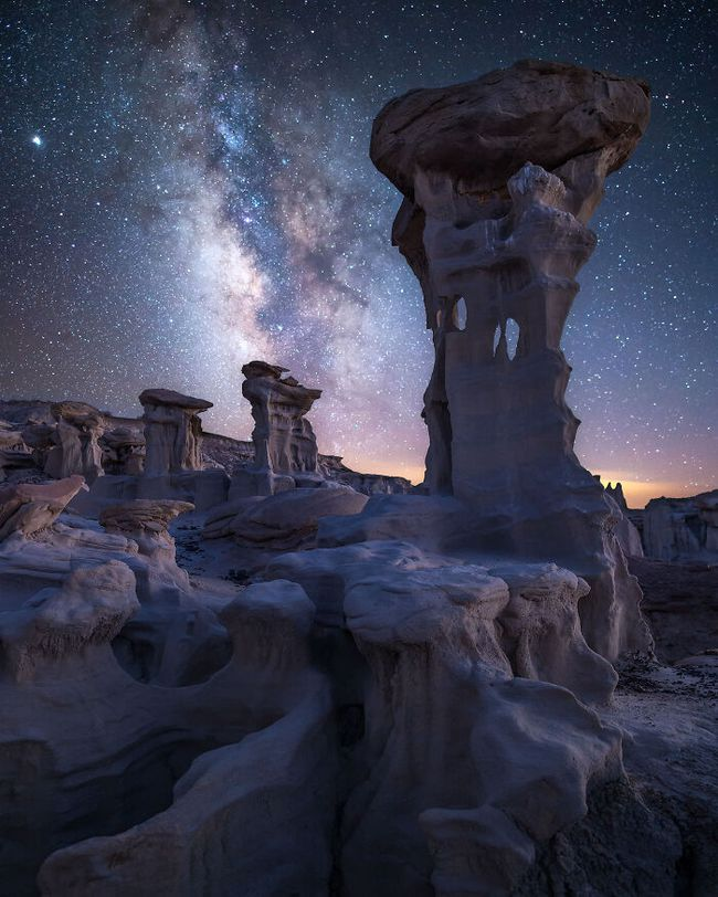 Mãn nhãn với loạt ảnh ấn tượng chụp dải Ngân Hà - Ảnh 2.