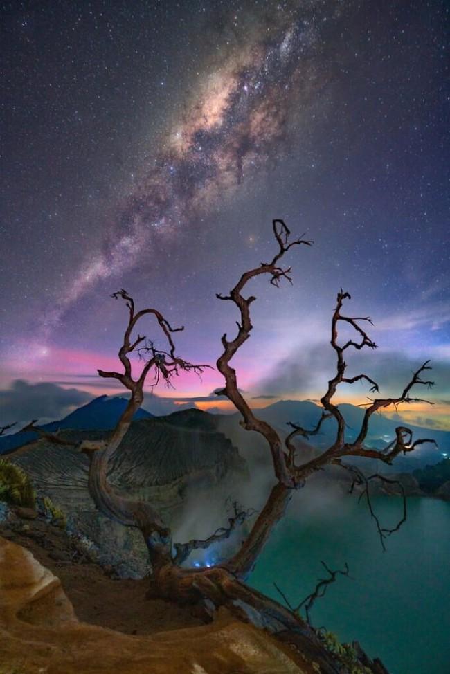 Mãn nhãn với loạt ảnh ấn tượng chụp dải Ngân Hà - Ảnh 4.