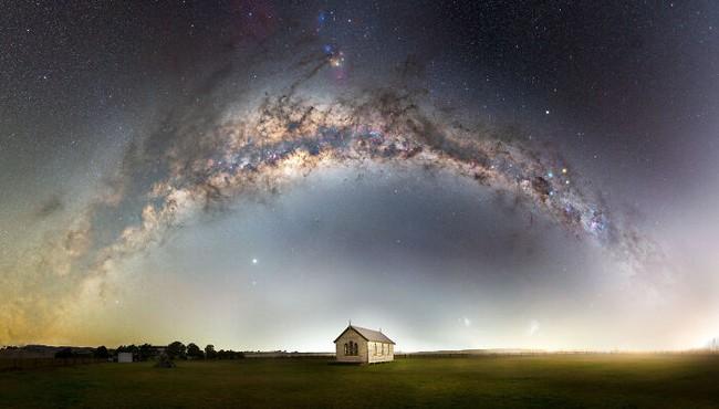 Mãn nhãn với loạt ảnh ấn tượng chụp dải Ngân Hà - Ảnh 7.