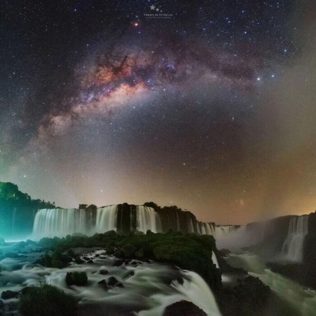 Mãn nhãn với loạt ảnh ấn tượng chụp dải Ngân Hà - Ảnh 8.