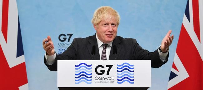 Hội nghị thượng đỉnh G7: Cam kết viện trợ 1 tỷ liều vaccine  - Ảnh 1.