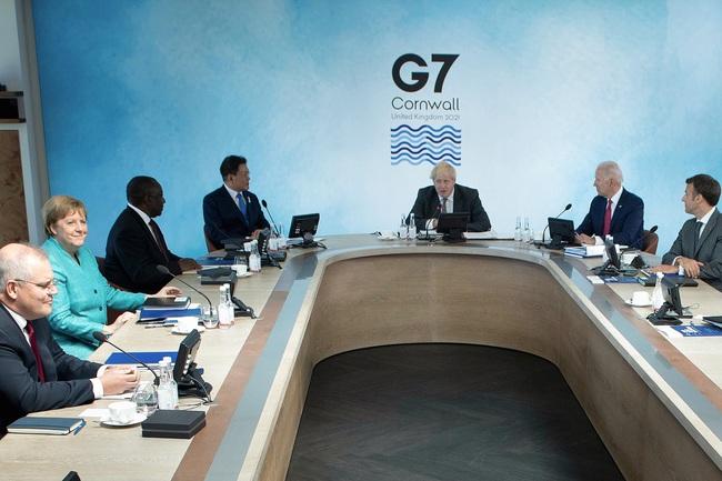 Hội nghị thượng đỉnh G7: Cam kết viện trợ 1 tỷ liều vaccine  - Ảnh 2.