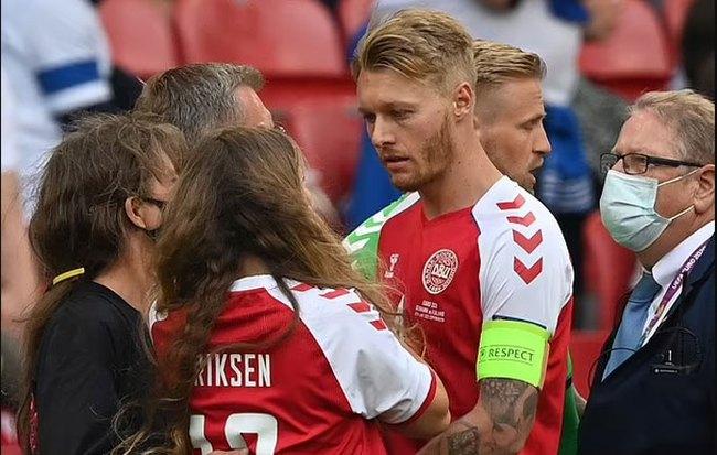 Simon Kjaer, ân nhân cứu mạng của Eriksen - Ảnh 3.