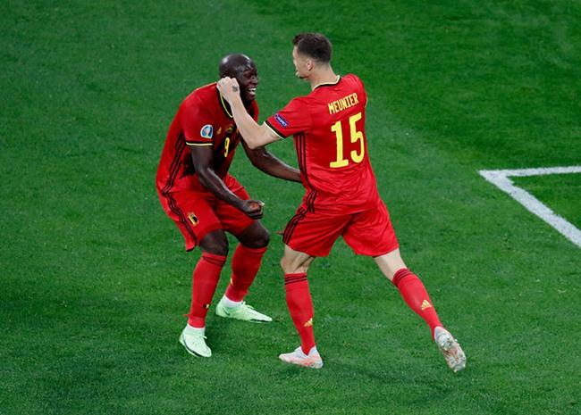 Kết quả Bỉ 3-0 Nga: Lukaku tỏa sáng với cú đúp bàn thắng - Ảnh 2.