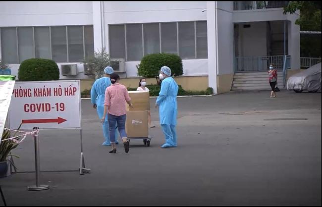TP.HCM: Thêm 31 nhân viên Bệnh viện Bệnh nhiệt đới dương tính SARS-CoV-2 - Ảnh 1.
