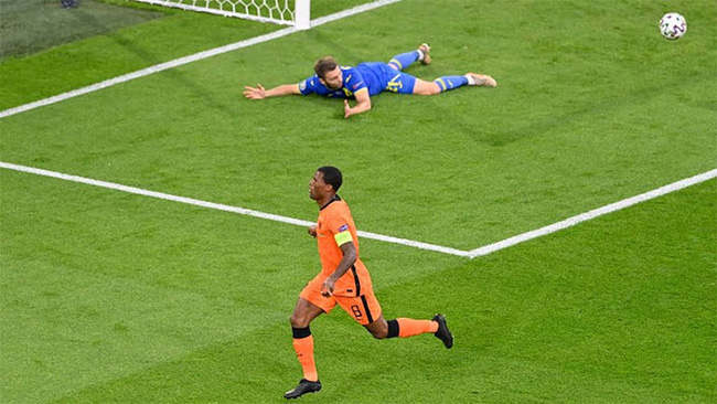 Kết quả Hà Lan 3-2 Ukraine: Thắng kịch tính Ukraine, Hà Lan khởi đầu suôn sẻ - Ảnh 1.