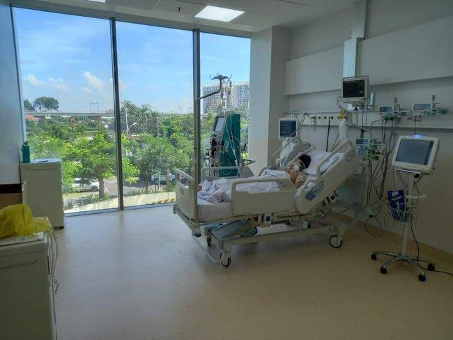 Chùm ảnh: Trong phòng bệnh bệnh nhân nguy kịch của Bệnh viện Hồi sức COVID-19 quy mô 1.000 giường TP.HCM - Ảnh 6.