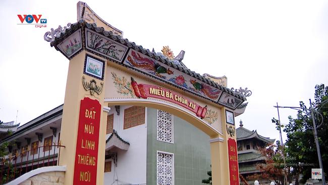 Miếu Bà Chúa Xứ - Điểm du lịch tâm linh nổi tiếng tại An Giang - Ảnh 1.