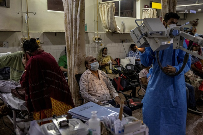Ấn Độ ghi nhận kỷ lục số ca nhiễm và tử vong do bệnh nấm đen - Ảnh 1.