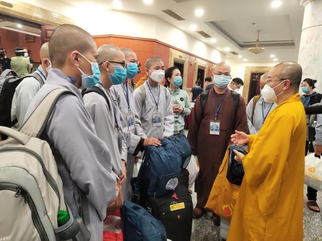 TP.HCM: Lực lượng tình nguyện các tôn giáo tham gia phòng, chống dịch Covid-19  - Ảnh 3.