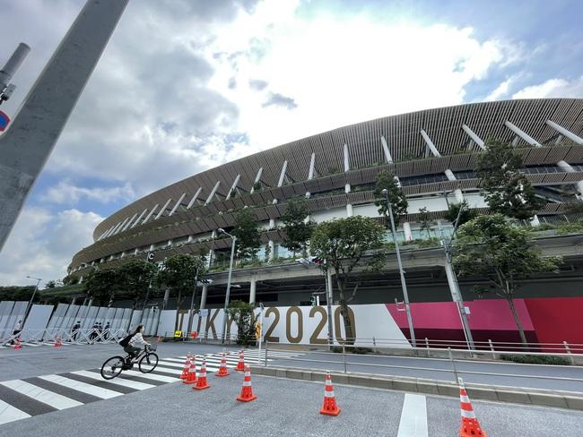 Nhật Bản sẵn sàng cho một thế vận hội đặc biệt - Ảnh 1.