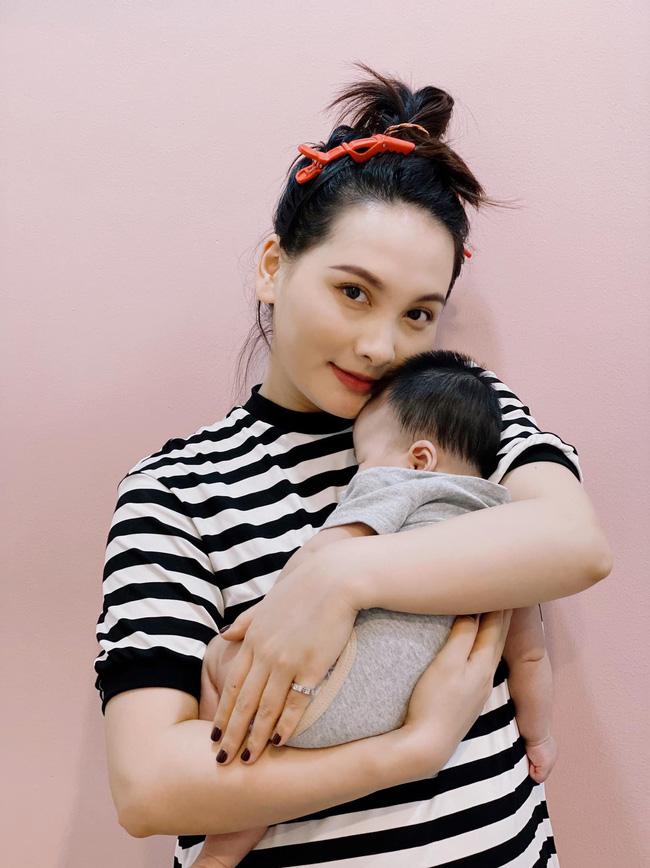 Bị chê bai ngoại hình sau sinh, Bảo Thanh đáp trả gay gắt - Ảnh 3.
